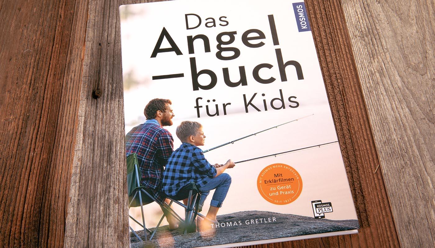 Abbildung des Titels des Buches Angelbuch für Kids